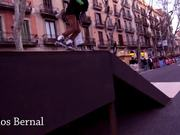 Barcelona Urban Skate Race & Slopestyle 2013