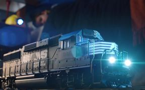Norfolk Southern Commercial: City of Possibilities