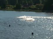 Race 3 / Vichy : Ski GP