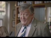 Heathrow Commercial: Stephen Fry Welcome