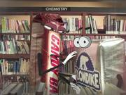 Klondike Commercial: Candy Librarian
