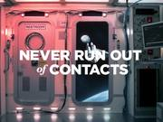 1-800-Contacts Campaign: Astronaut