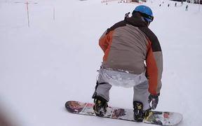 A Fan of Snowboarding