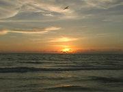 A Florida Beach Sunset