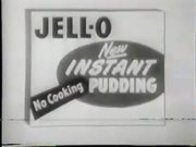 Jell-O Instant Pudding (1954)