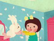 The Happy Rabbit