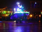 Luminous Dancer