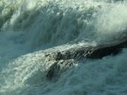 Close Up Shot of a Waterfall