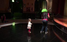 Dancing Cute Kid