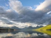 Lake McDonald Timelapse
