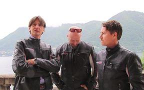 BMW Concept Ninety: Design Interview at Villa
