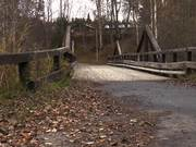 Old Wood Bridge