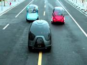 EN-V electric networked concept cars