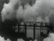 Industrial Smoke and Pollution