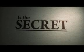 An Open Secret Trailer