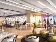 Comcast Innovation and Technology Center by Foster