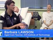 Aged Care at the Canberra Institute of Technology