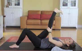 30 Day Yoga Challenge - Day - 22