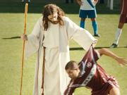 Paddy Power Commercial: Jesus