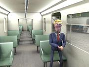 Subway Trouble