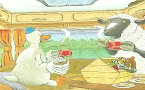 Story Book Animation- Ducks Day Out