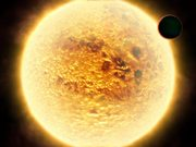 HD 189733b transiting its parent star-2