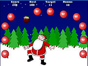 Christmas Keepy-Uppy!
