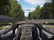 Project Cars - 2 Practice Laps on Monza Formula A