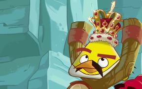 Rovio Commercial: Freddie Mercury for a Day