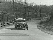 Ambulance Arrives at Accident 1935