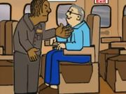Airplane trouble-Sit Up!