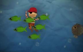 Pirate Animation