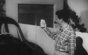 Johnson's Car Plate (1952)