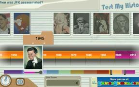 Test My History Game