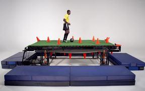 Asics Commercial: Urban Treadmill