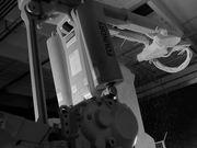 "Quayola, Fabrication Process for ""Captives B04"