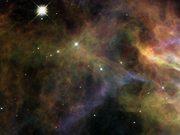 The Veil Nebula Structure