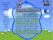 Word Search Gameplay 1 - Asia