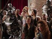 Citroen Video: Robots Chorus
