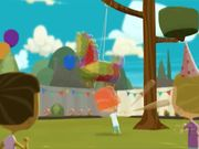 Animation Reel Early 2012 Calista Chandler