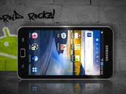 Android Galaxy S by W. Santana