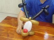 Balloon Modeling - Elk 2/3