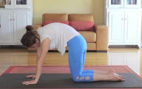 30 Day Yoga Challenge - Day - 6
