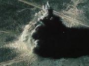 Underground Atomic Bomb Explosion