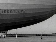 Hindenburg - End of a Successful Voyage