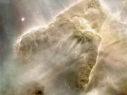 Zooming and Panning on the Carina Nebula