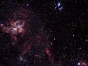 Zooming on the Carina Nebula