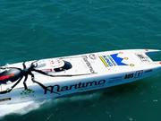 Hervey Bay Powerboat Race Video