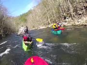 ALF 2012 Solo Canoe Race