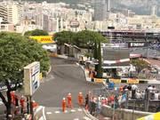 GP2 race Monaco 2011